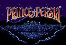jaquette Mega CD Prince Of Persia