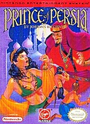 jaquette Nes Prince Of Persia