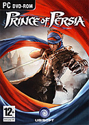jaquette PC Prince Of Persia
