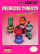 jaquette Nes Princess Tomato In The Salad Kingdom