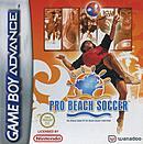 jaquette GBA Pro Beach Soccer