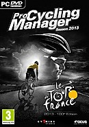 jaquette PC Pro Cycling Manager 2013