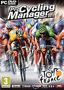 jaquette PC Pro Cycling Manager Saison 2010