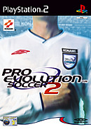 jaquette PlayStation 2 Pro Evolution Soccer 2