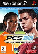 jaquette PlayStation 2 Pro Evolution Soccer 2008