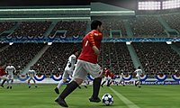 Pro Evolution Soccer 2011 screenshot 4