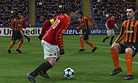 Pro Evolution Soccer 2011 screenshot 5