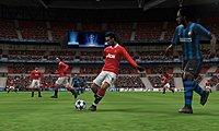 Pro Evolution Soccer 2011 screenshot 9