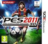 jaquette Nintendo 3DS Pro Evolution Soccer 2011