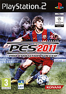 jaquette PlayStation 2 Pro Evolution Soccer 2011