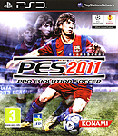 jaquette PlayStation 3 Pro Evolution Soccer 2011