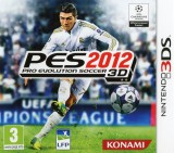 jaquette Nintendo 3DS Pro Evolution Soccer 2012