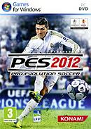 jaquette PC Pro Evolution Soccer 2012