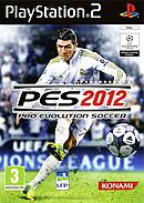 jaquette PlayStation 2 Pro Evolution Soccer 2012