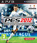 jaquette PlayStation 3 Pro Evolution Soccer 2012