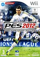 jaquette Wii Pro Evolution Soccer 2012