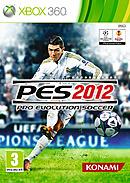 jaquette Xbox 360 Pro Evolution Soccer 2012
