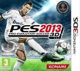 jaquette Nintendo 3DS Pro Evolution Soccer 2013