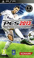 jaquette PSP Pro Evolution Soccer 2013