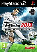 jaquette PlayStation 2 Pro Evolution Soccer 2013