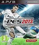 jaquette PlayStation 3 Pro Evolution Soccer 2013