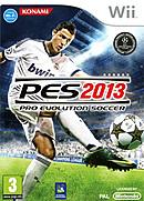 jaquette Wii Pro Evolution Soccer 2013
