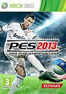 jaquette Xbox 360 Pro Evolution Soccer 2013