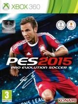 jaquette Xbox 360 Pro Evolution Soccer 2015