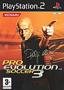 jaquette PlayStation 2 Pro Evolution Soccer 3