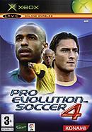 jaquette Xbox Pro Evolution Soccer 4