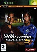 jaquette Xbox Pro Evolution Soccer 5