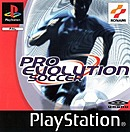jaquette PlayStation 1 Pro Evolution Soccer