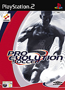 jaquette PlayStation 2 Pro Evolution Soccer