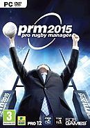 jaquette PC Pro Rugby Manager 2015