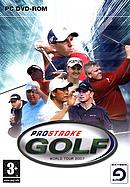 jaquette PC ProStroke Golf World Tour 2007
