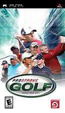 jaquette PSP ProStroke Golf World Tour 2007