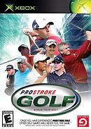 jaquette Xbox ProStroke Golf World Tour 2007