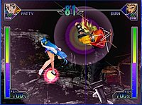 Psychic Force 2012 Dreamcast 30857387