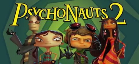 jaquette PlayStation 4 Psychonauts 2