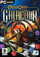 jaquette PC Puzzle Quest Galactrix