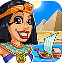jaquette iPad PyramidVille Adventure