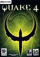 jaquette PC Quake 4