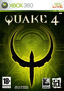 jaquette Xbox 360 Quake 4