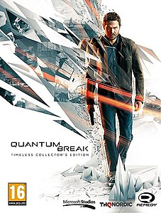 jaquette PC Quantum Break