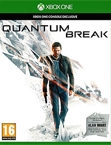 jaquette Xbox One Quantum Break
