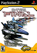 jaquette PlayStation 2 R Type Final