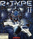 jaquette Amiga R Type II