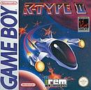 jaquette Gameboy R Type II