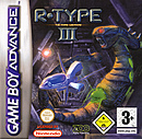jaquette GBA R Type III The Third Lightning