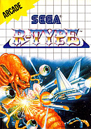 jaquette Master System R Type